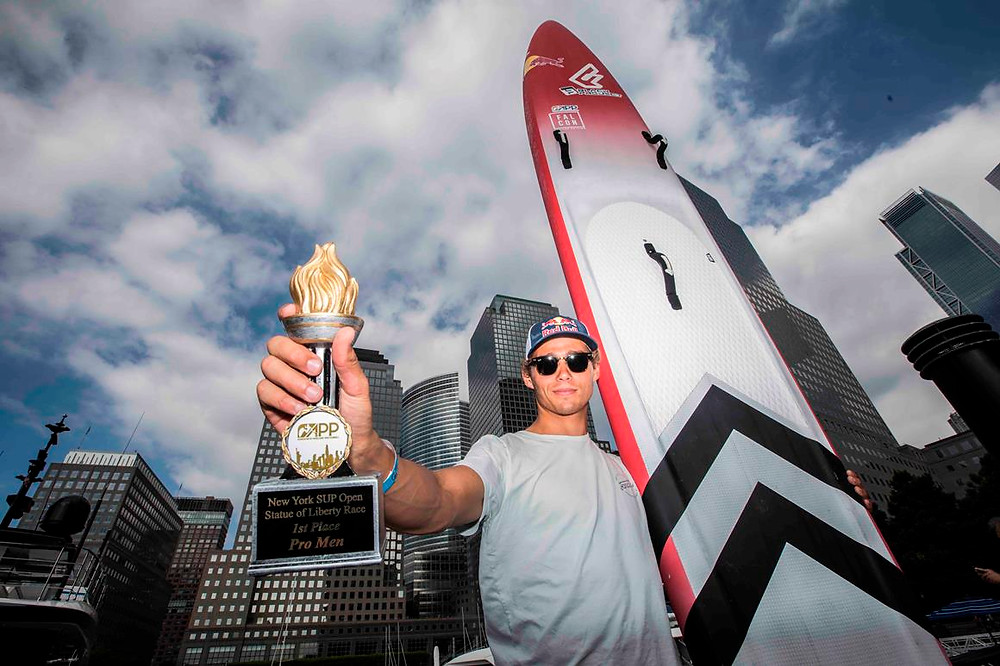 Arthur Arutkin, SUP, APP, Paddleboard, New York, Winner, Contest, Paddle Board, Professional,