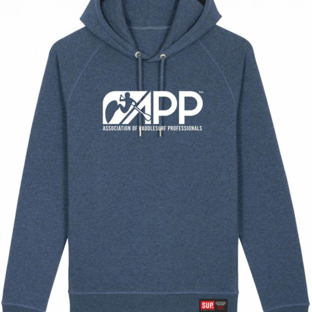 APP HOODED SWEATSHIRT