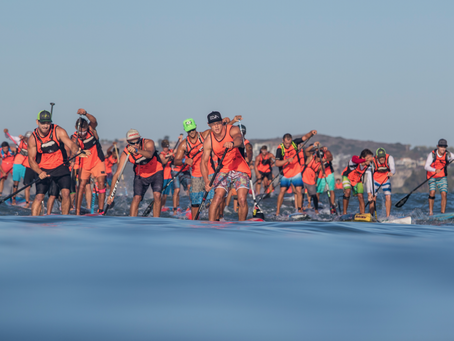 Pacific Paddle Games Points Count Towards 2018 Season