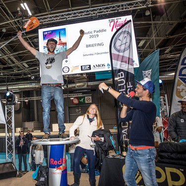 Casper-sprint-win Paris Sup Open APP World Tour