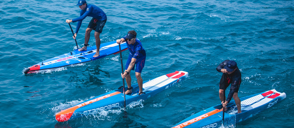 Beginner's Guide to Buying a Race SUP Board