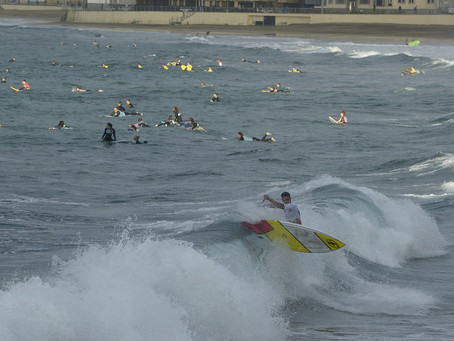 RED BULL EXPRESSION SESSION STARTS OFF HIGH COMPETITION IN LAS PALMAS