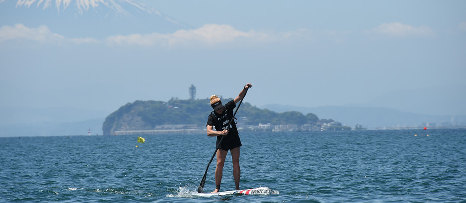 Candice Appleby: Stand Up Paddling Towards Equality