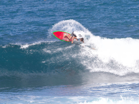 Day 3 of action at the Barbados Pro sees Men's Round 3 completed and U18 Youth Champion crowned