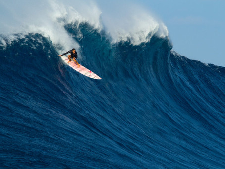 THE WOMEN OF RED BULL HEAVY WATER: ANDREA MOLLER
