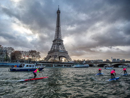 Paris SUP Open is just over 10 days away as we build up to the World Championship Tour Racing Finals