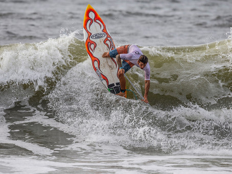 Day 3 of the New York SUP Open sees dramatic upsets, challenging weather and impressive performances