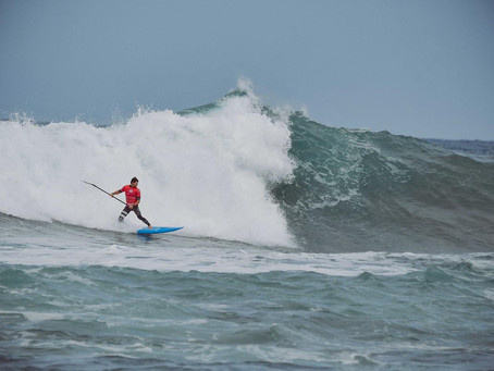 GATHERING SWELL PUSHES PERFORMANCE TO NEW HEIGHTS – ATHLETES RISE TO THE CHALLENGE IN GRAN CANARIA