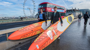 APP World Tour Confirms Return to London in 2022 For World Championship Stop & City Paddle Festival