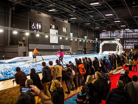 SPRINT RACES AT PARIS SUP OPEN: THE NEXT LEVEL OF SUP RACING?