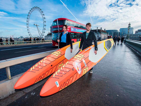 London SUP Open - Something for Everyone