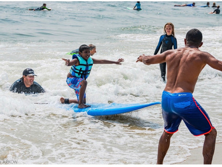 SATURDAY FUN PADDLE WITH THE PROS: NEWS UPDATE