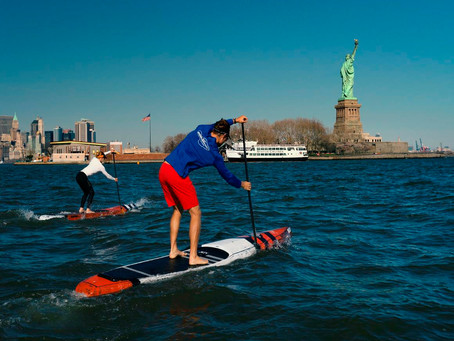 City Paddle Festival Brings an Immersive Watersports Experience to New York City