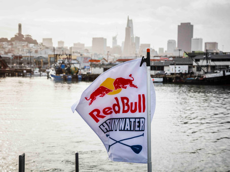 Red Bull Heavy Water - Weather Update - 10/17/19