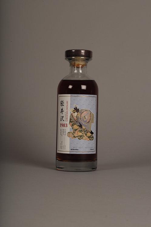 Karuizawa 1983 Geisha Label 30 Year Old