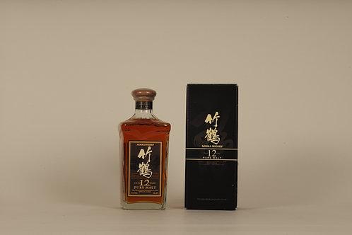 Nikka Taketsuru Pure Malt 12 Year  (Old Version)