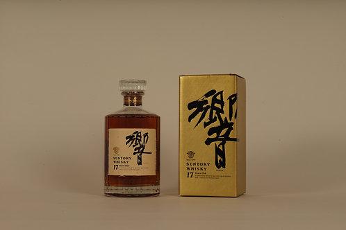 Suntory Hibiki 17 Year Old (Old Version)
