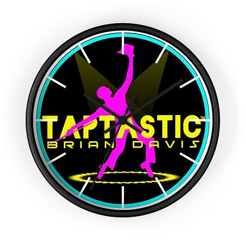 TAPtastic Wall clock