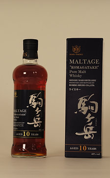 Mars Whisky Komagatake 10 Year Old Pure Malt