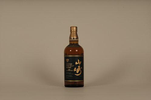 Suntory Yamazaki 10 Year Old (Old Version)