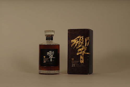 Suntory Hibiki 21 Year Old (Old Version)