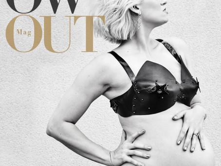 The PussyCat Doll's Kimberly Wyatt @blowoutmagazine