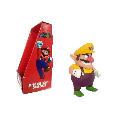 Super Mario Super Size Figure Colection - Wario