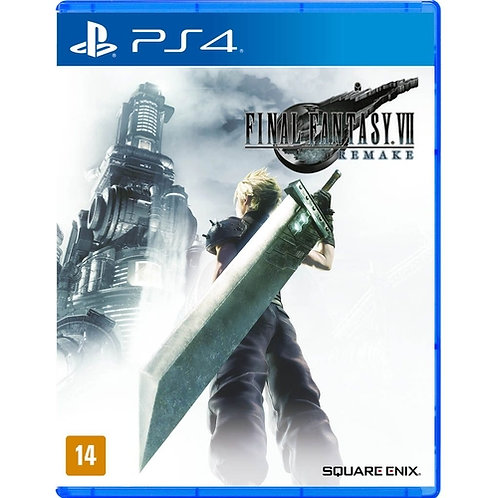 Final Fantasy VII Remake - PS4