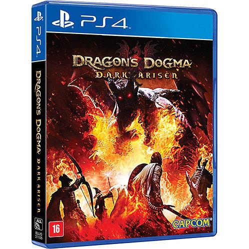 Dragons Dogma Dark Arisen - PS4