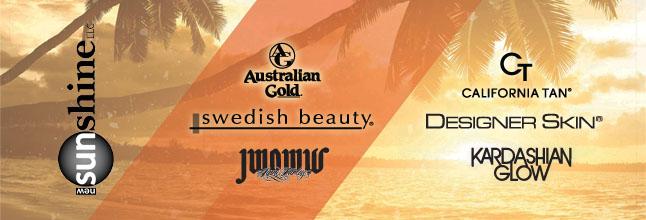 Australian Gold Swedish Beauty Designer Skin Jwoww Tanning Lotion