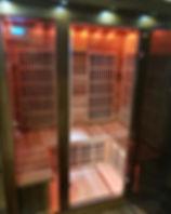 Fit N Tan Salon and Spa Infrared Sauna - Sauna - Low EMF FIR Infrared Sauna