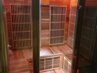 What can an Infrared Sauna Session do for you? Fit N Tan Salon and Spa has the answers!