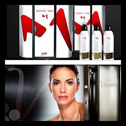Fit N Tan Spray Tan Mystic HD / Versa Spa Spray Tanning