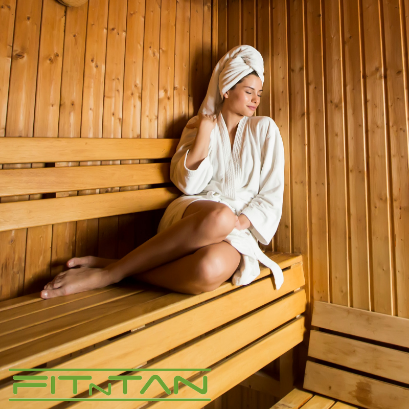 Fit N Tan Infrared Sauna