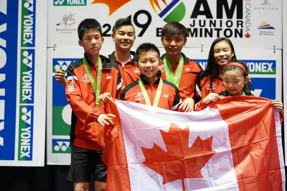 JR. PAN AM CHAMPIONSHIP 2019