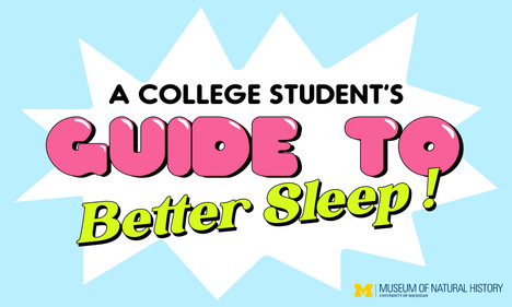 a college student's guide to better sleep! (2021)