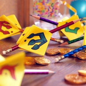 Hanukah Crafts for Kids