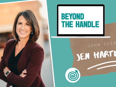 Beyond the Handle: Jen Hartmann