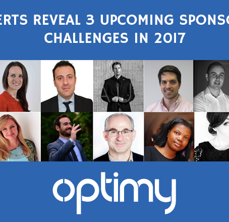 14 Experts Reveal 3 Upcoming Sponsorship Challenges In 2017