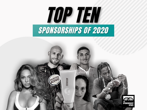 Top 10 Sponsorship Campaigns of 2020