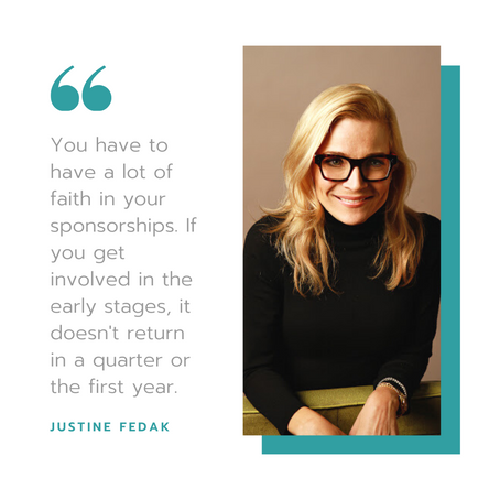 Justine Fedak - (Former) Head of Social and Sponsorships, BMO