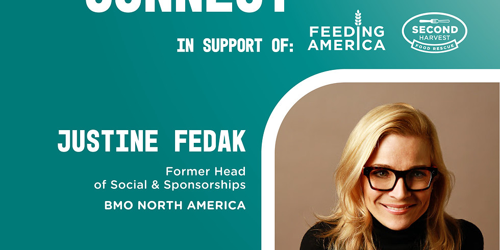 Sponsorship Connect: In Support Of Feeding America & Second Harvest