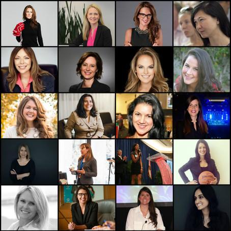 20 Female Marketing Executives Share Their Best Career Advice