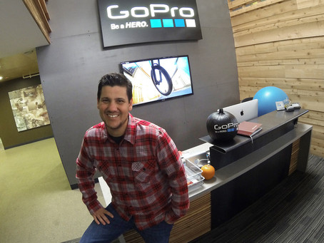 How Todd Ballard and GoPro Are Approaching Their Partnership Strategy