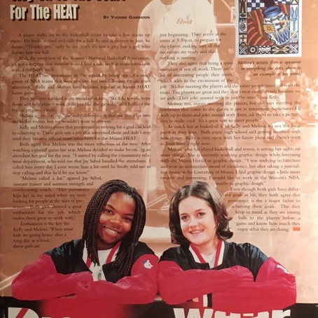 """How This NBA """"Ball-Girl"""" Hustled Her Way Into A Role As The Atlanta Hawks CMO"""