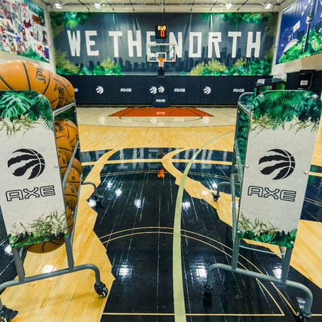Toronto Raptors and Axe Showcase Their Natural Instincts in Axe Wild Promotion