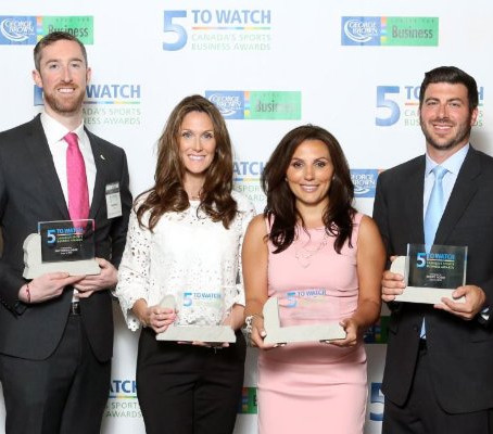 5 to Watch – Celebrating The Future of Canada's Sports Business Professionals