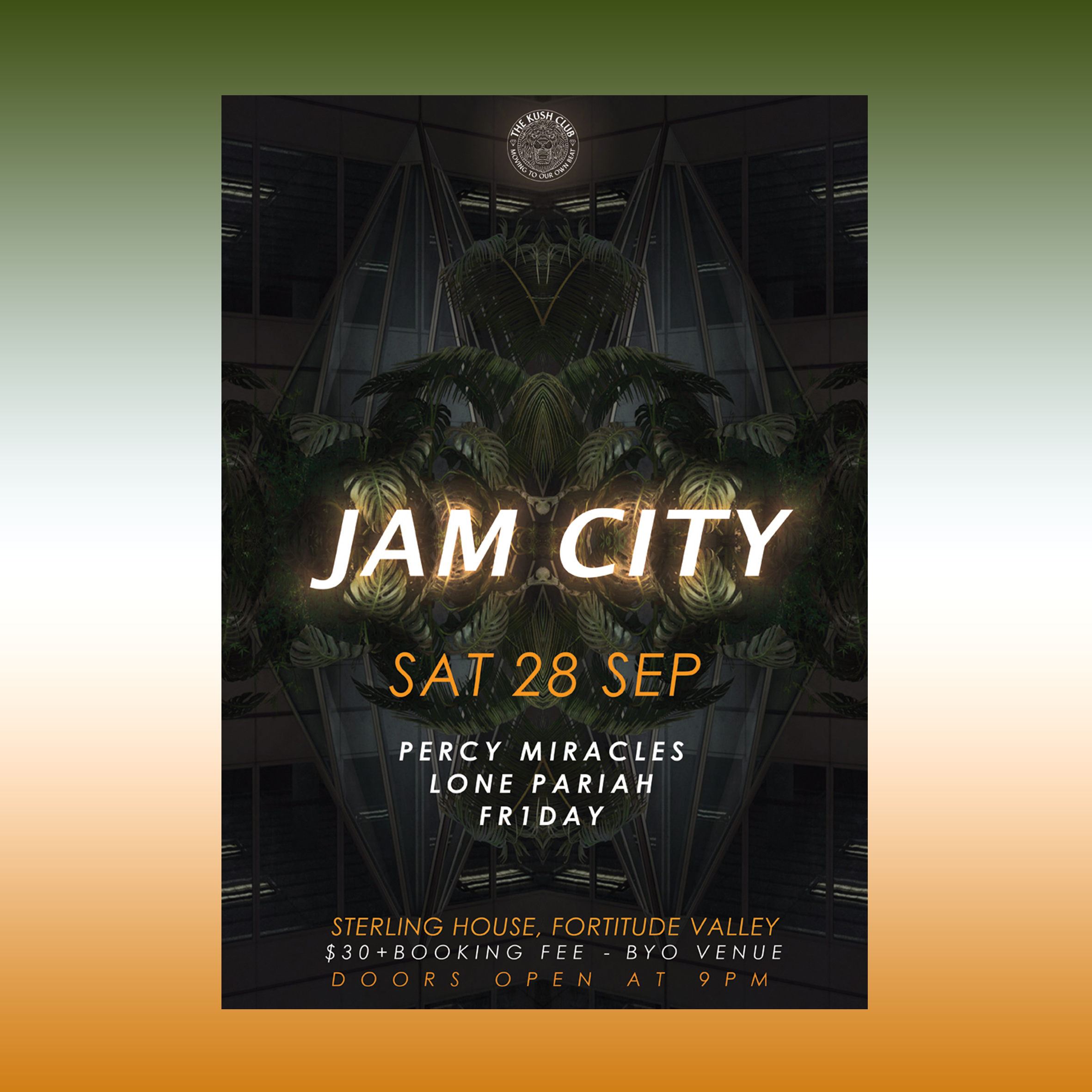 Jam City poster