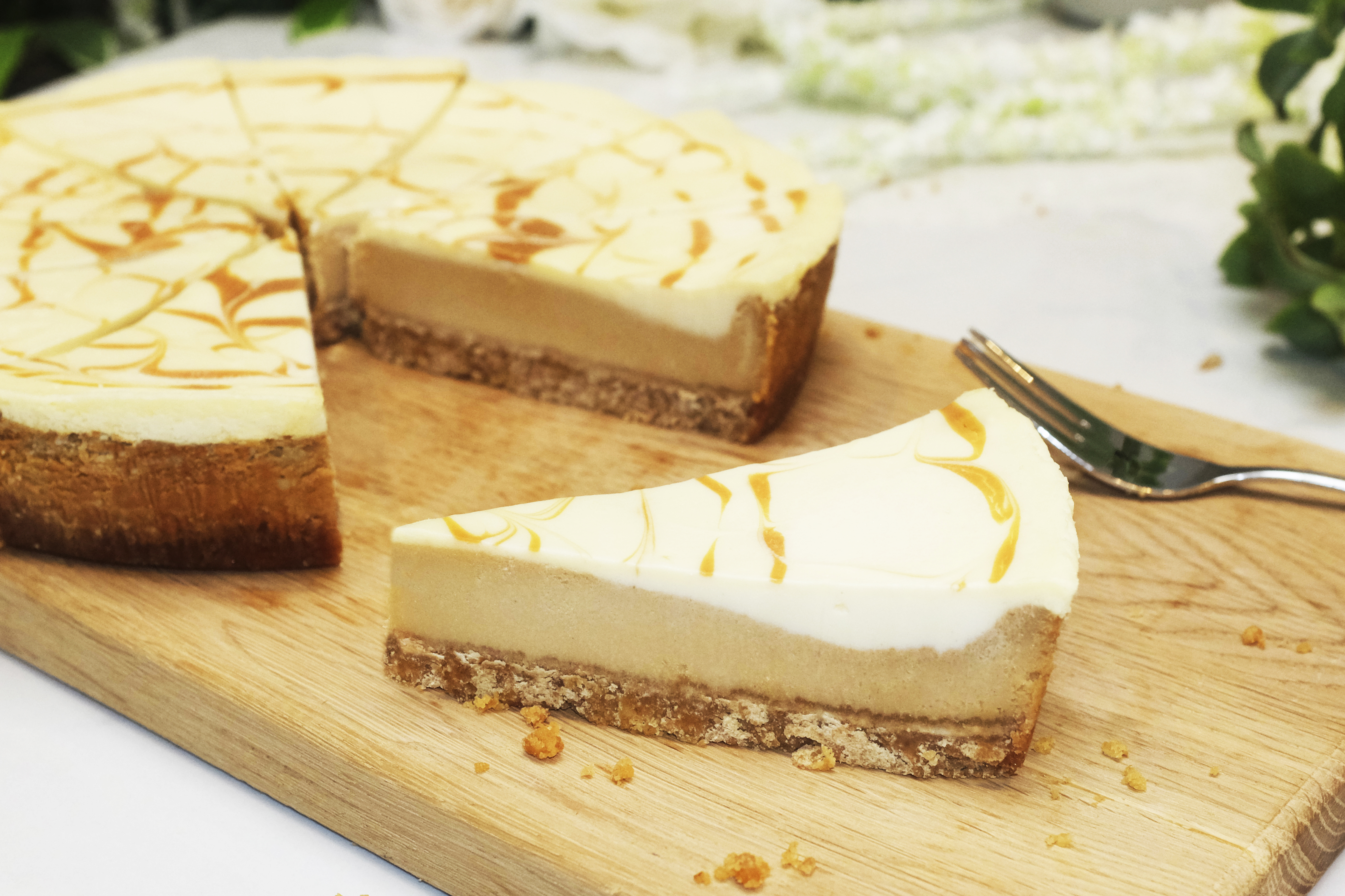 Salted Caramel Cheesecake 1