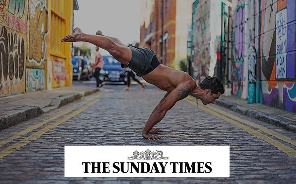 DeRose Method and The Sunday Times Magazine